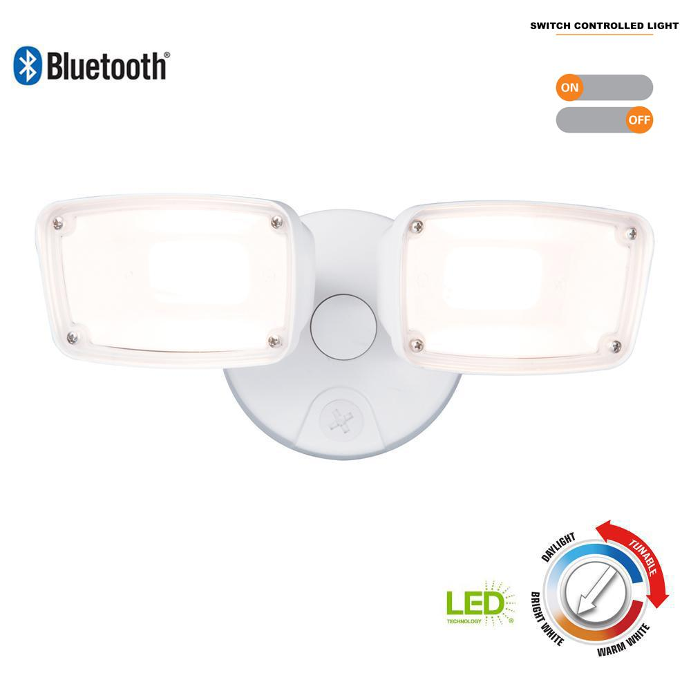 Halo FTS White Smart Bluetooth Outdoor Integrated LED