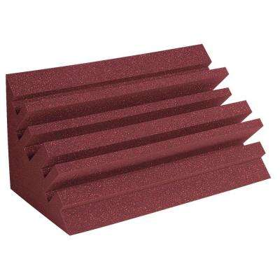 Auralex MetroLENRD - Burgundy (8-Box)