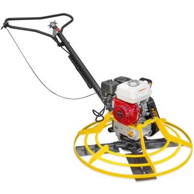 36 in. 5.5 HP Concrete Surface Finishing Walk-Behind Trowel Unit, Powered by Honda GX160 Engine