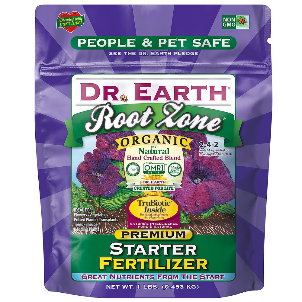 1 lb. 13 sq. ft. Root Zone Starter Dry Fertilizer