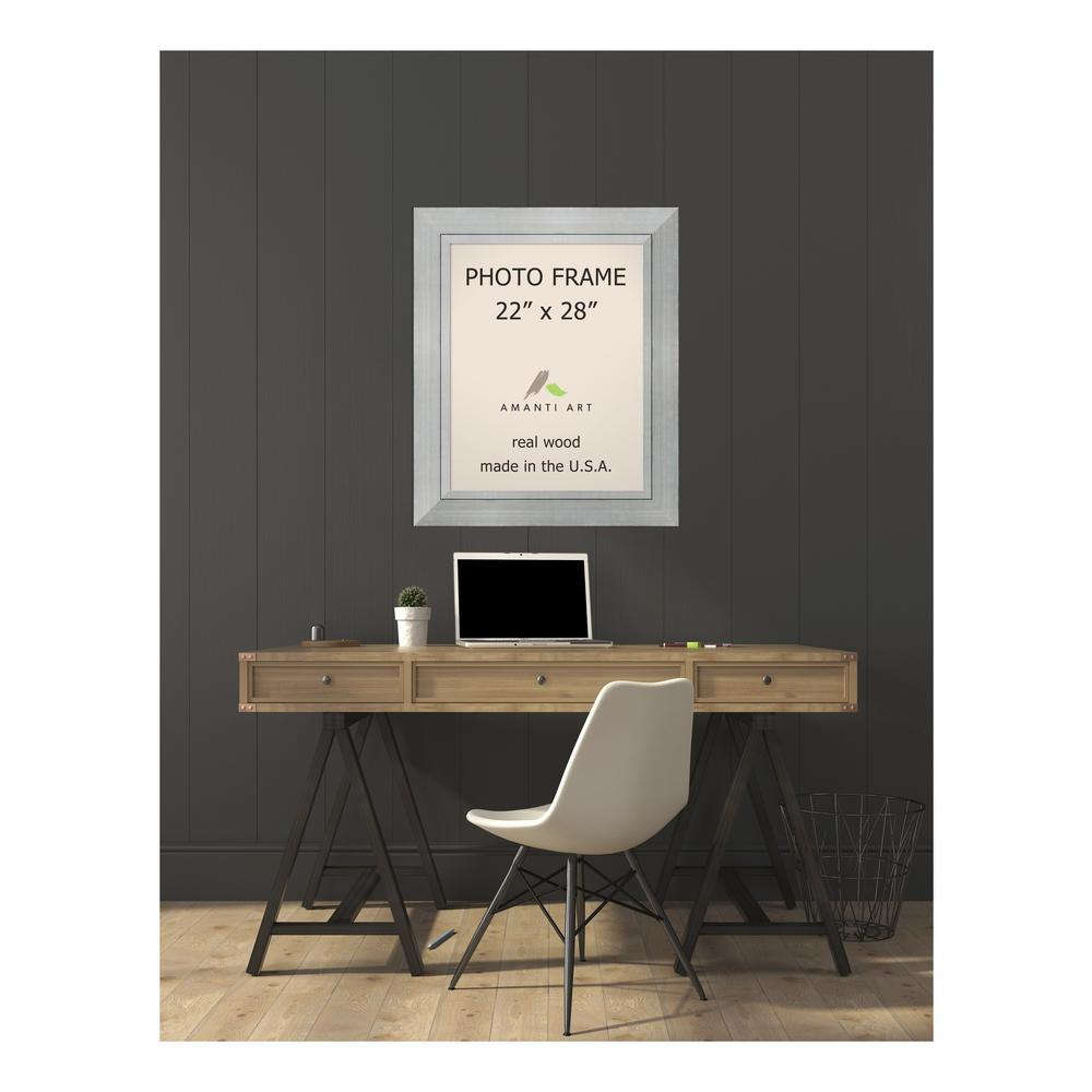 Home decorators collection wall frames wall decor the home depot silver picture frame jeuxipadfo Image collections
