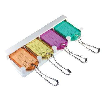 Key Tag Organizer (3-Pack)