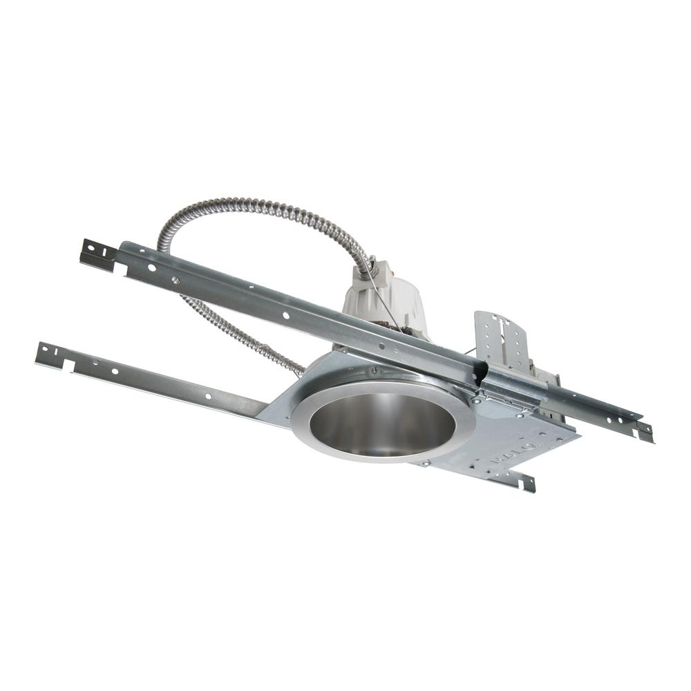 PD6 6 in. Steel LED Recessed Light Housing for New Construction
