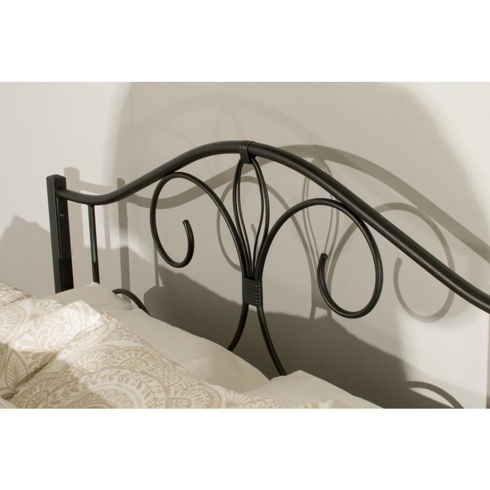 Attirant Internet #303443053. Hillsdale Furniture Kenosha Black Sparkle King  Headboard