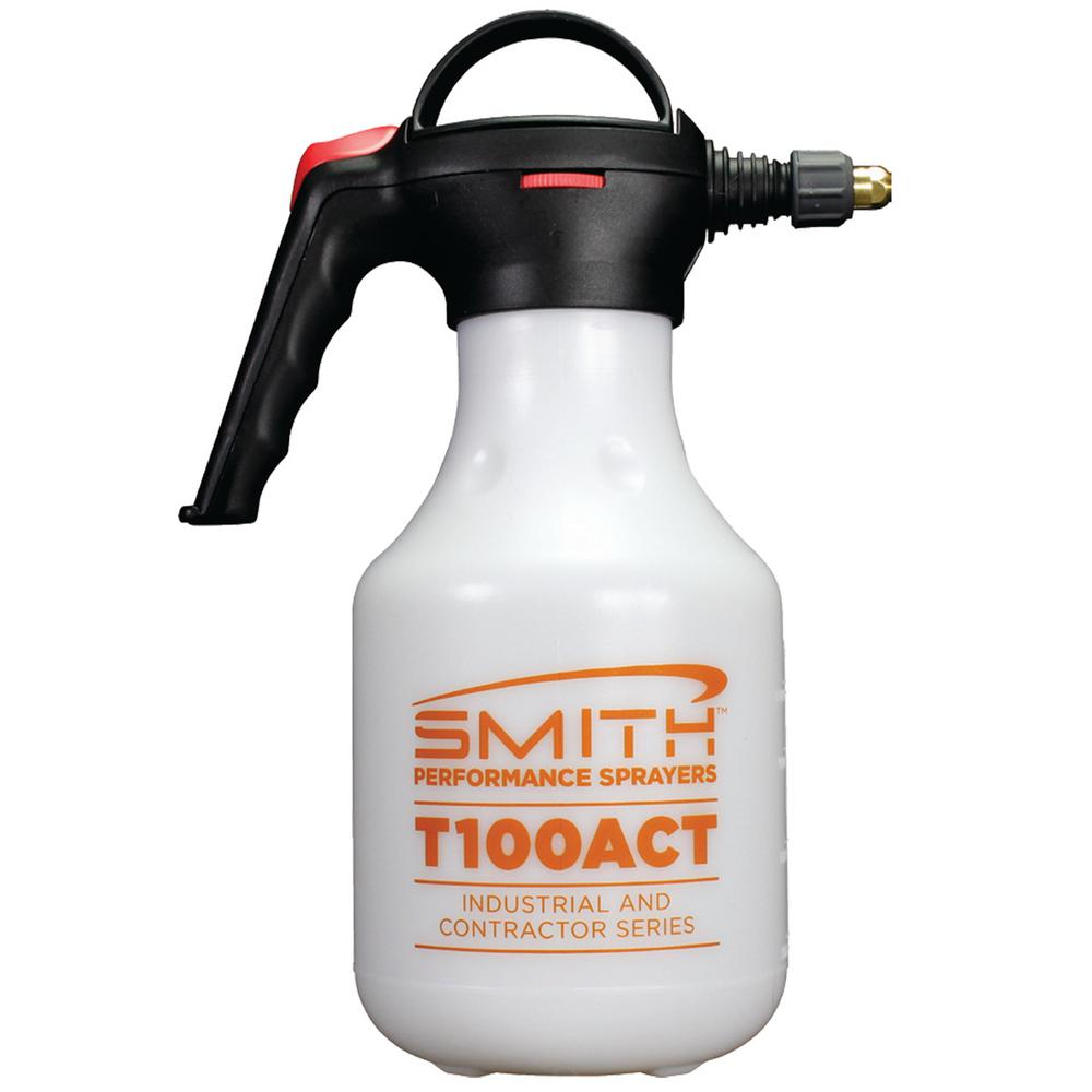 Smith Performance Sprayers 48 Oz Industrial And Contractor Handheld Mister 190398 The Home Depot