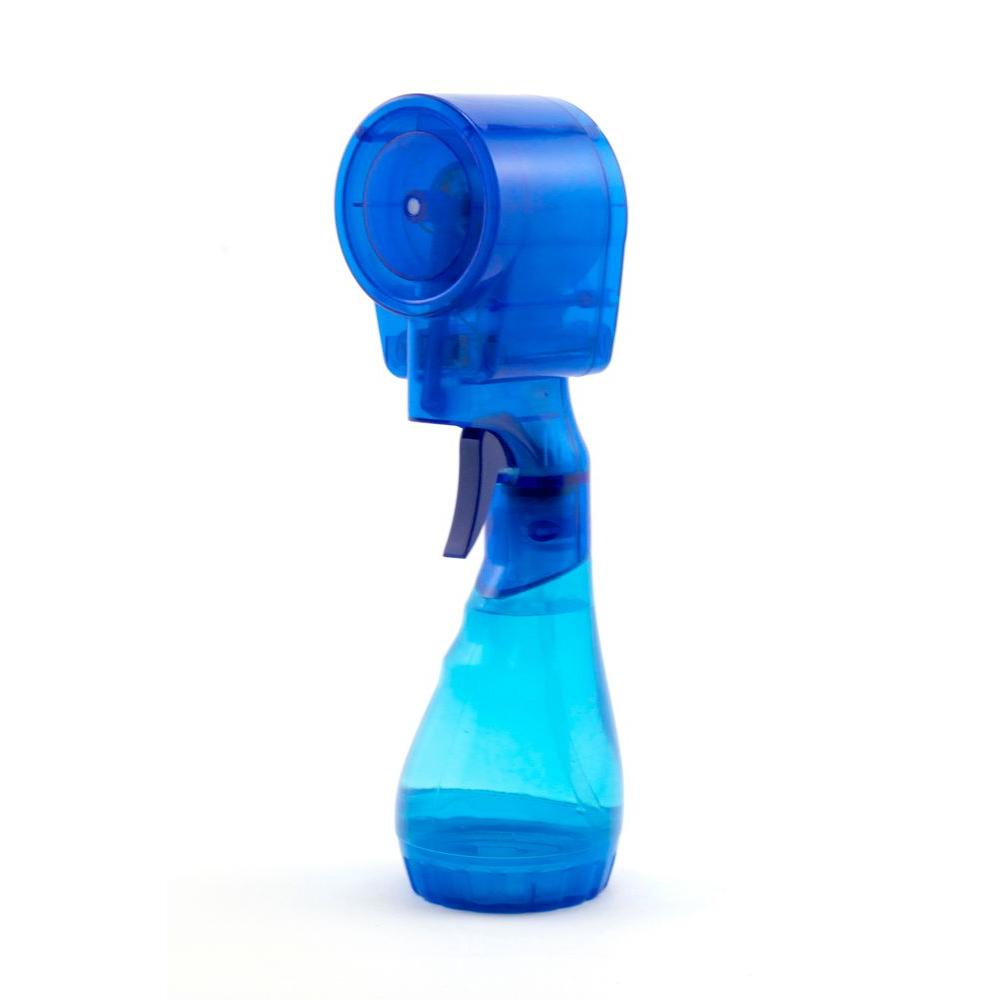 Portable Hand Fan : Viatek in misting handheld bladeless fan bmf the