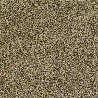 Palmetto - Color Sandalwood Twist 12 ft. Carpet (1080 sq. ft. / Roll)