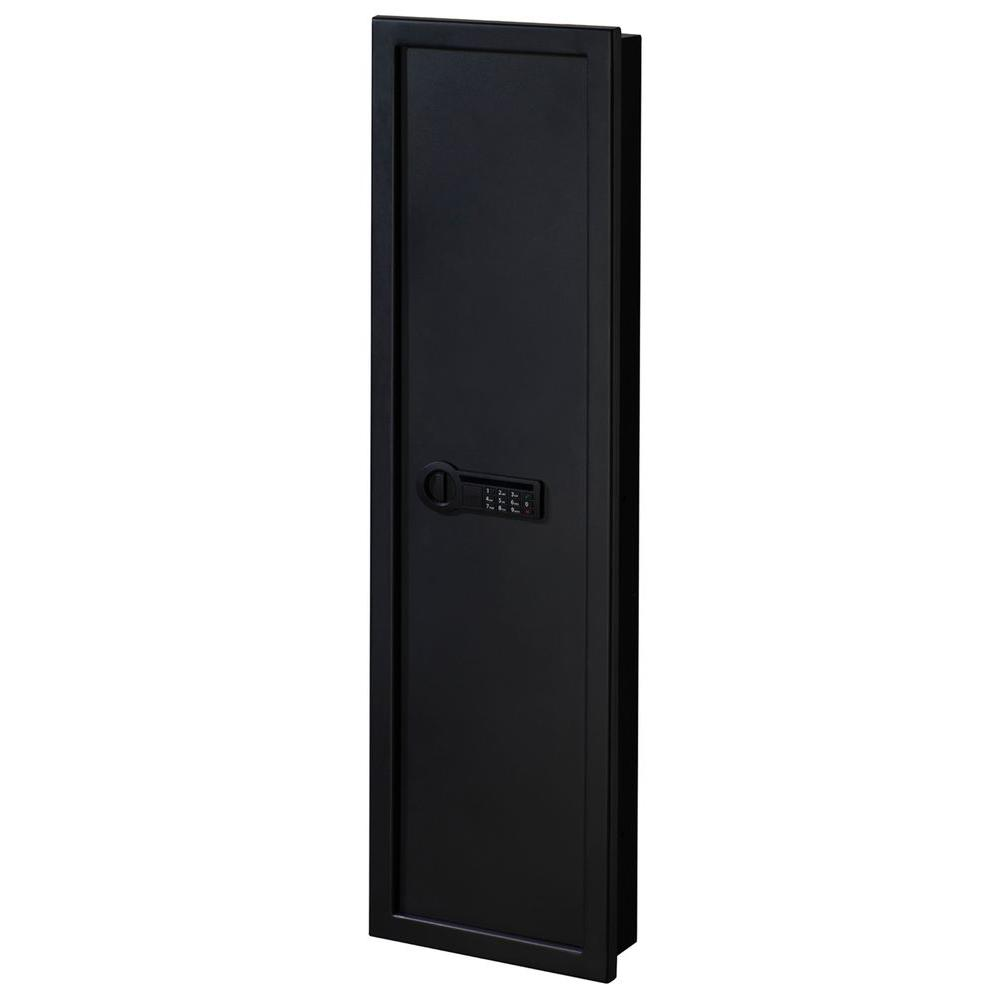 Stack on long gun wall safe with electronic lock pws 1555 the stack on long gun wall safe with electronic lock pws 1555 the home depot amipublicfo Image collections