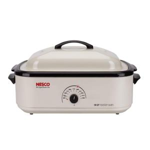 Click here to buy Nesco 18 Qt. Roaster Oven by Nesco.