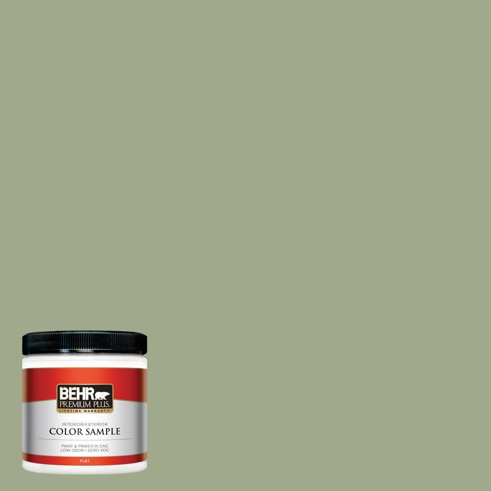 Pmd 36 Mountain Sage Flat Interior Exterior Paint And Primer In One Sample