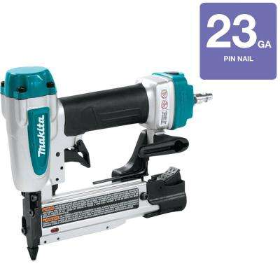 Pneumatic 23-Gauge, 1-3/8 in. Pin Nailer
