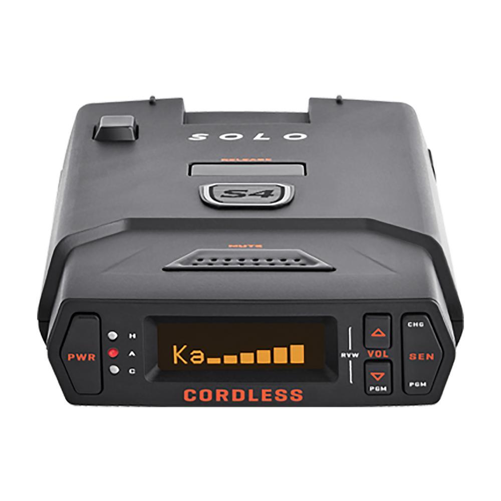 Solo S4 Radar Detector