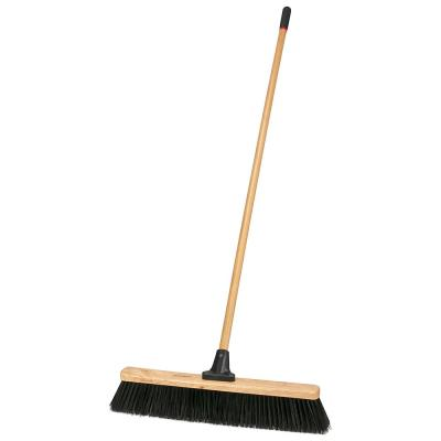 24 in. Outdoor Heavy-Duty Push Broom
