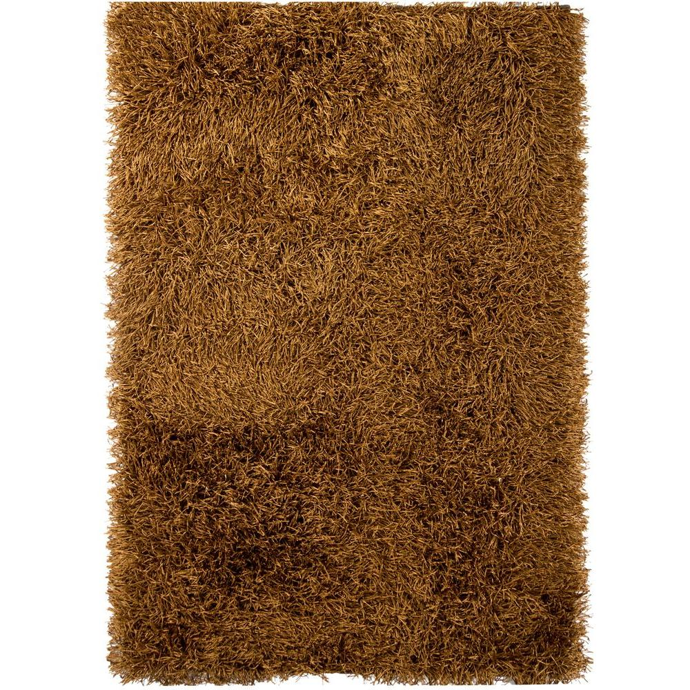 Chandra Duke Brown 9 ft. x 13 ft. Indoor Area Rug