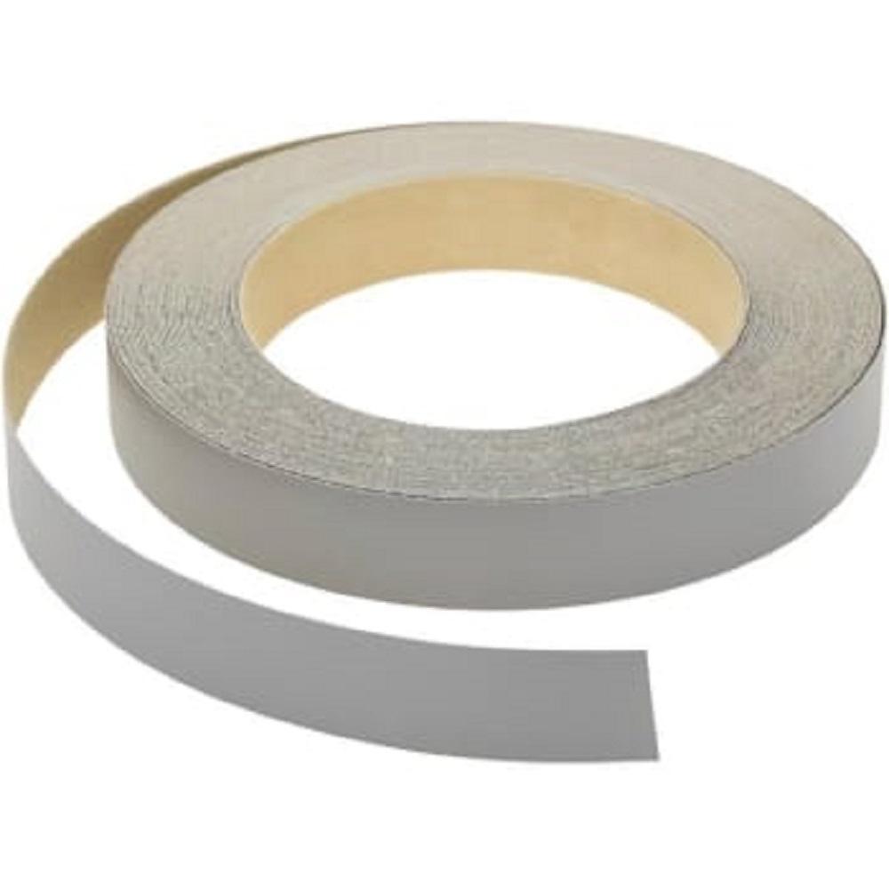 Cambridge Standard 50 ft  Edge Banding Roll in White Gloss