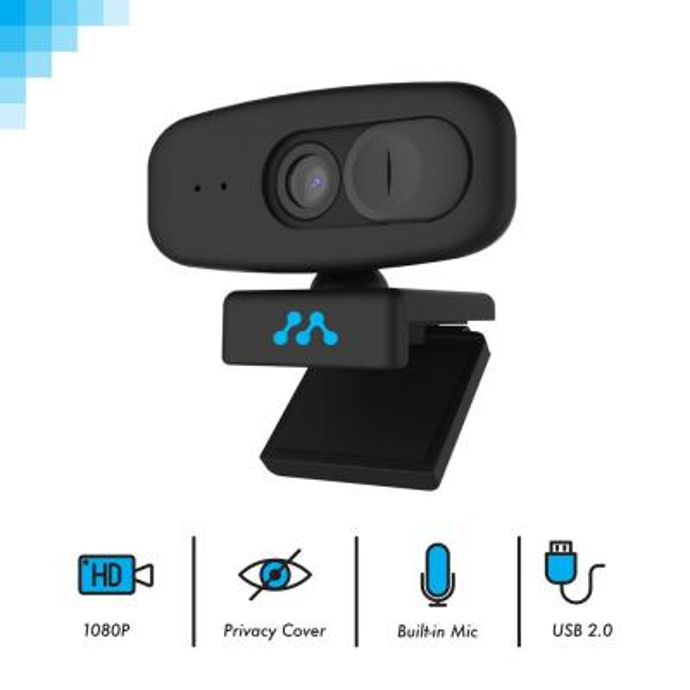 1080P Web Camera with Mic