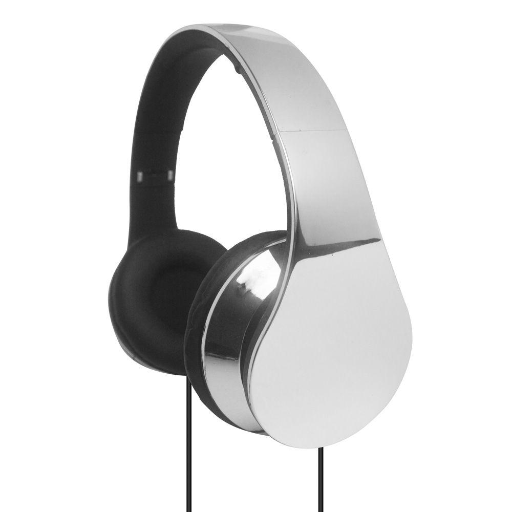 Supersonic Noise Reduction High Performance Headphones - Silver