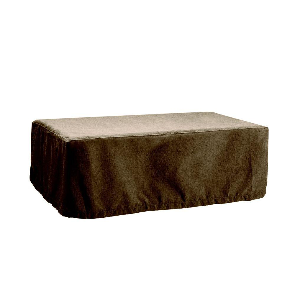 Brown Jordan Vineyard Patio Furniture Cover For The Ottoman/Coffee Table 3873 2648    The Home Depot