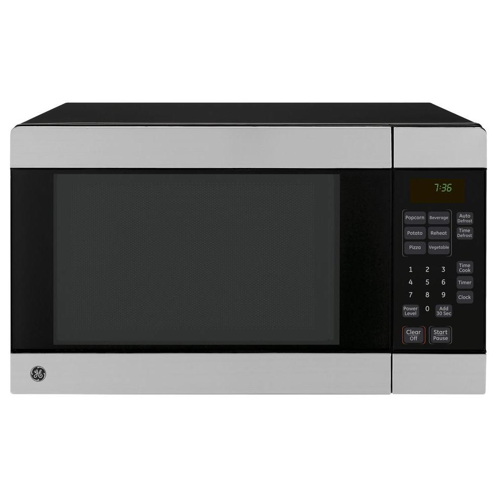 GE 0.7 cu. ft. Countertop Microwave in Stainless Steel-DISCONTINUED