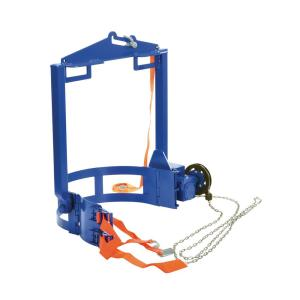 Vestil 2,000 lb. Capacity Drum Hoist Carrier/Rotator by Vestil