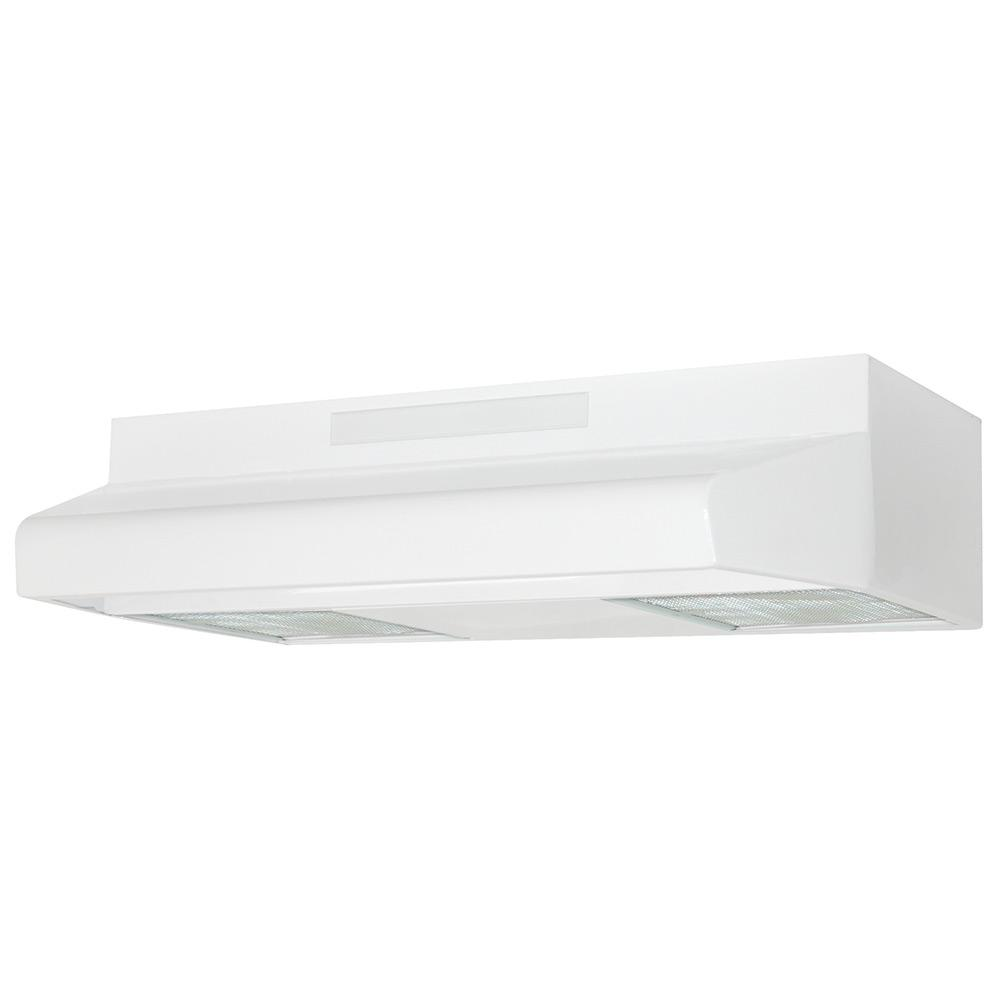 30 in. ENERGY STAR Qualified Convertible Under Cabinet Range Hood with