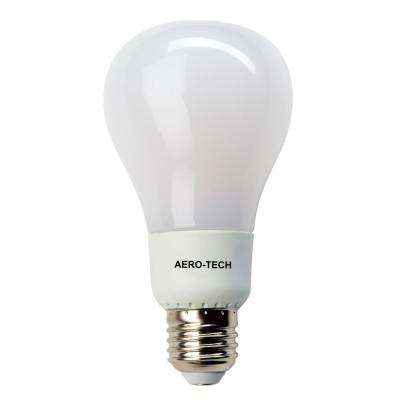 75-Watt Equivalent A21 3000K 30,000-Hours Frost LED Light Bulb Bright White (4-Pack)