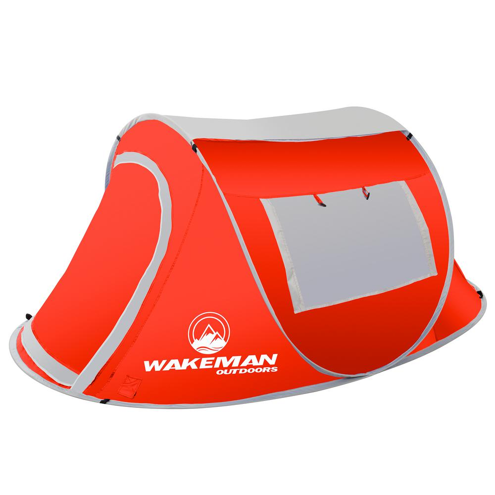 Wakeman 2-Person Barrel Style Tent  sc 1 st  Home Depot & Wakeman 2-Person Barrel Style Tent-M470018 - The Home Depot