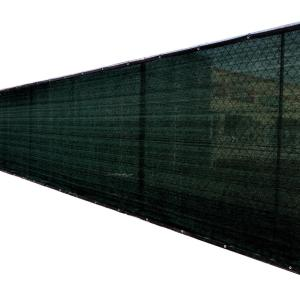X 50 Ft Black Privacy Fence Screen