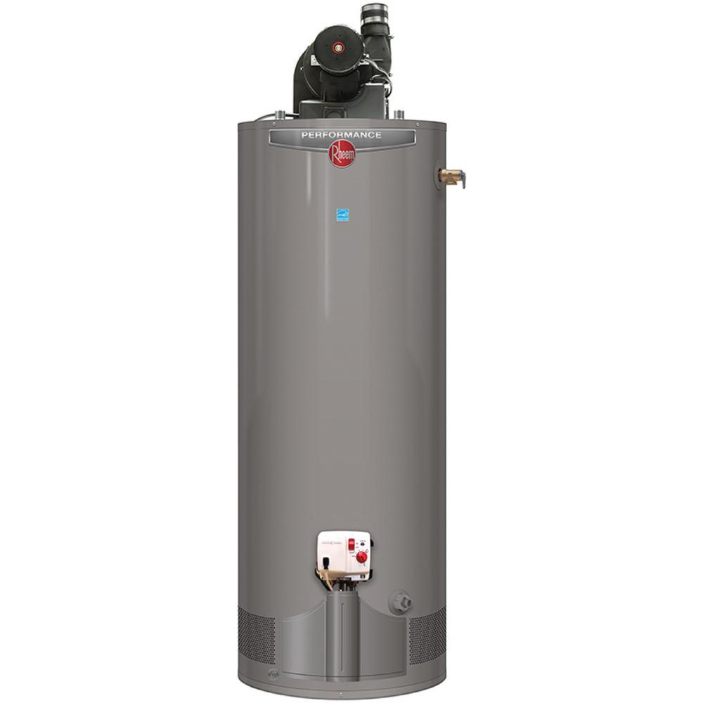Performance 50 Gal. Tall 6-Year 38,000 BTU Ultra Low NOx (ULN) Natural Gas Power Vent Tank Water Heater