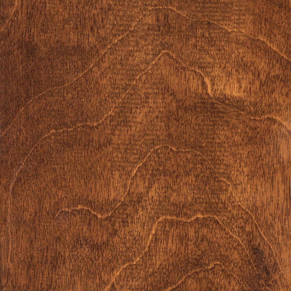 Hand Scraped Maple Country 1/2 in. T x 4-3/4 in. W