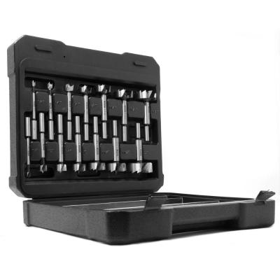 14-Piece Forstner Bit Set with Carrying Case