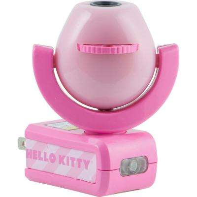 6-Image LED Plug-In Night Light Hello Kitty