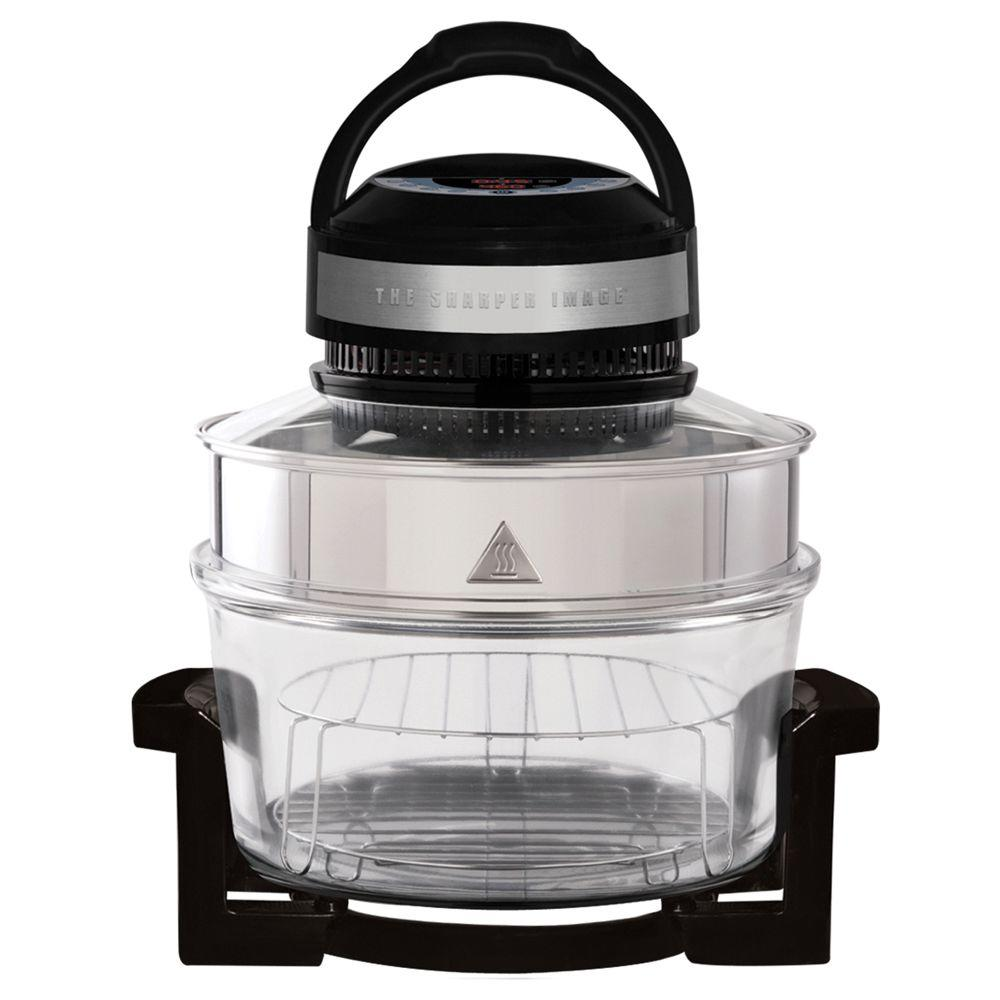 Sharper Image 1300Watt 16 qt. Super Wave Oven - Halogen, Infrared and Convection Technology