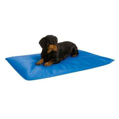 Cool Bed III Small Blue Cooling Dog Bed