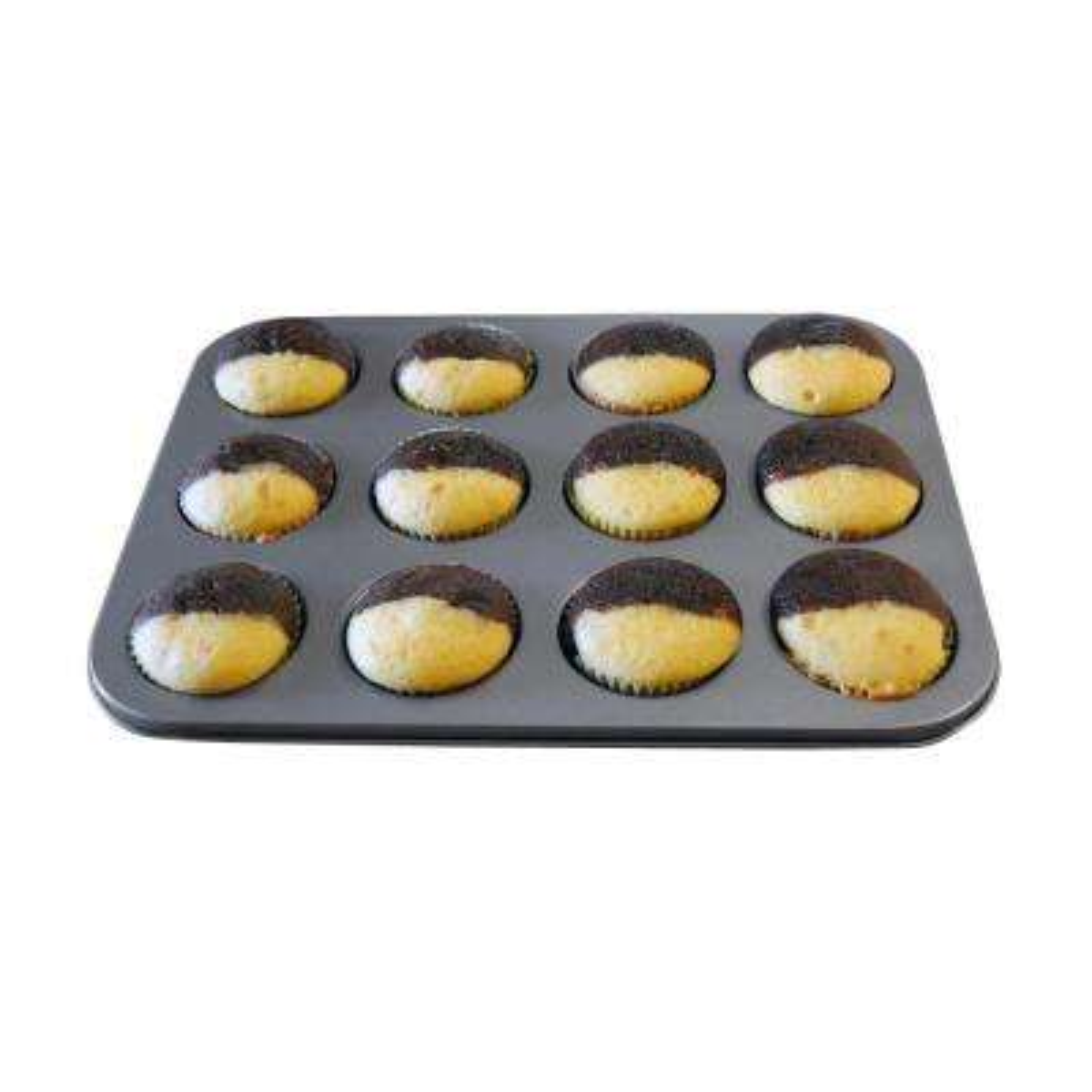 Half N Half Cupcake Pan