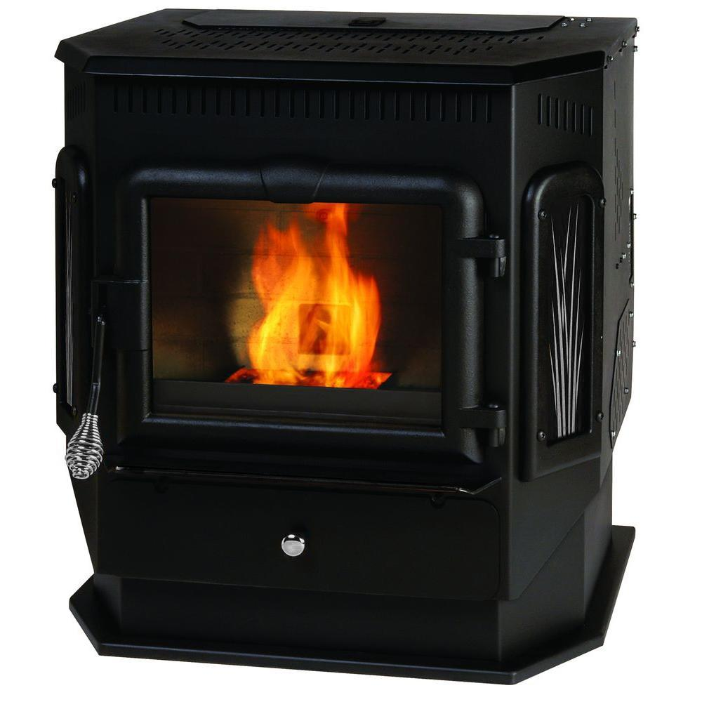 Englander 2,200 sq. ft. Multi Fuel Stove