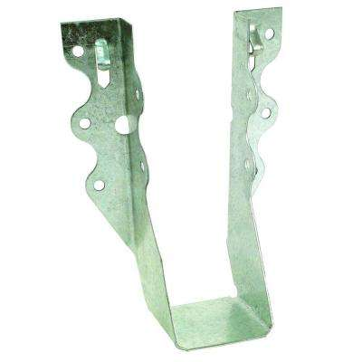 2 in. x 6 in. 20-Gauge Face Mount Joist Hanger