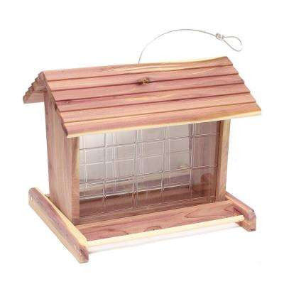 Grand Classic Cedar Wild Bird Feeder