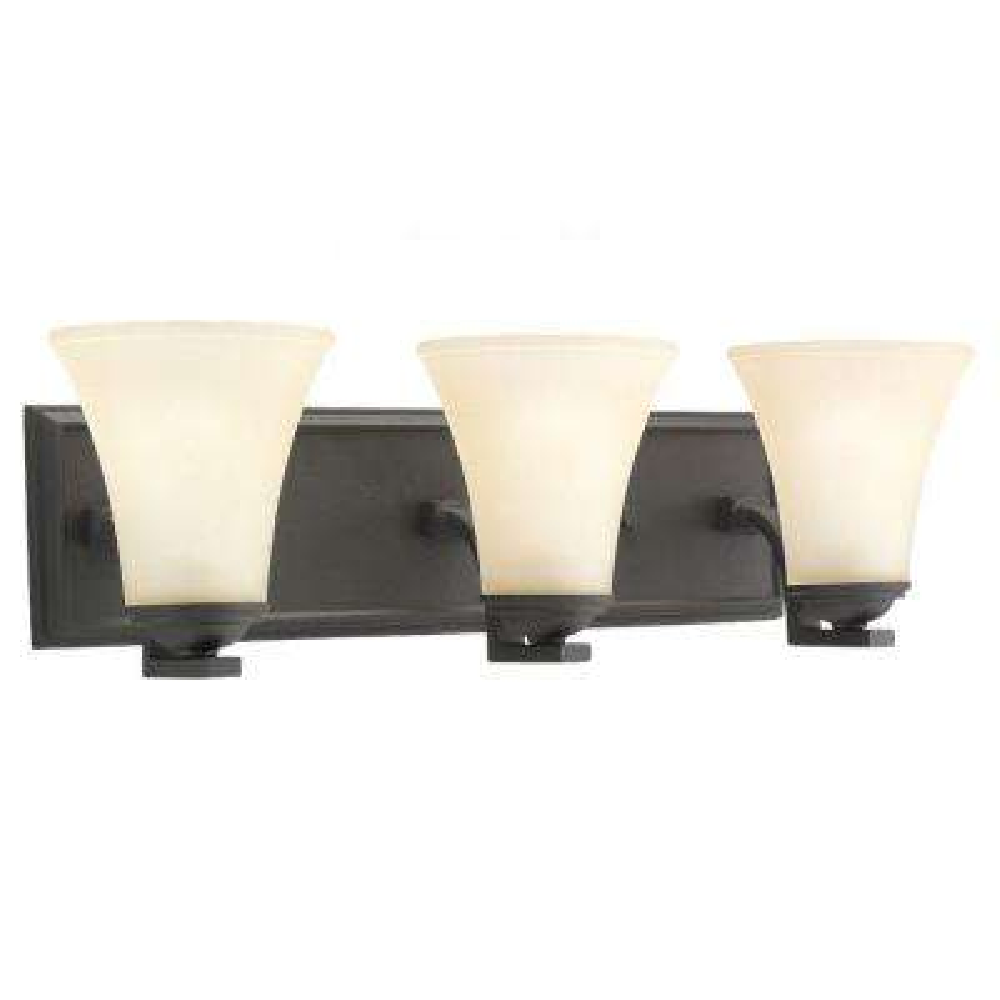Somerton 3-Light Blacksmith Vanity Fixture