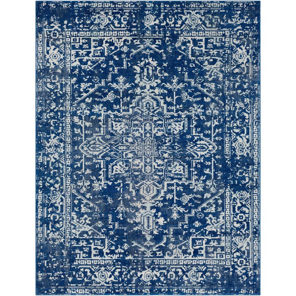 Demeter Blue 8 ft. x 10 ft. Indoor Area Rug