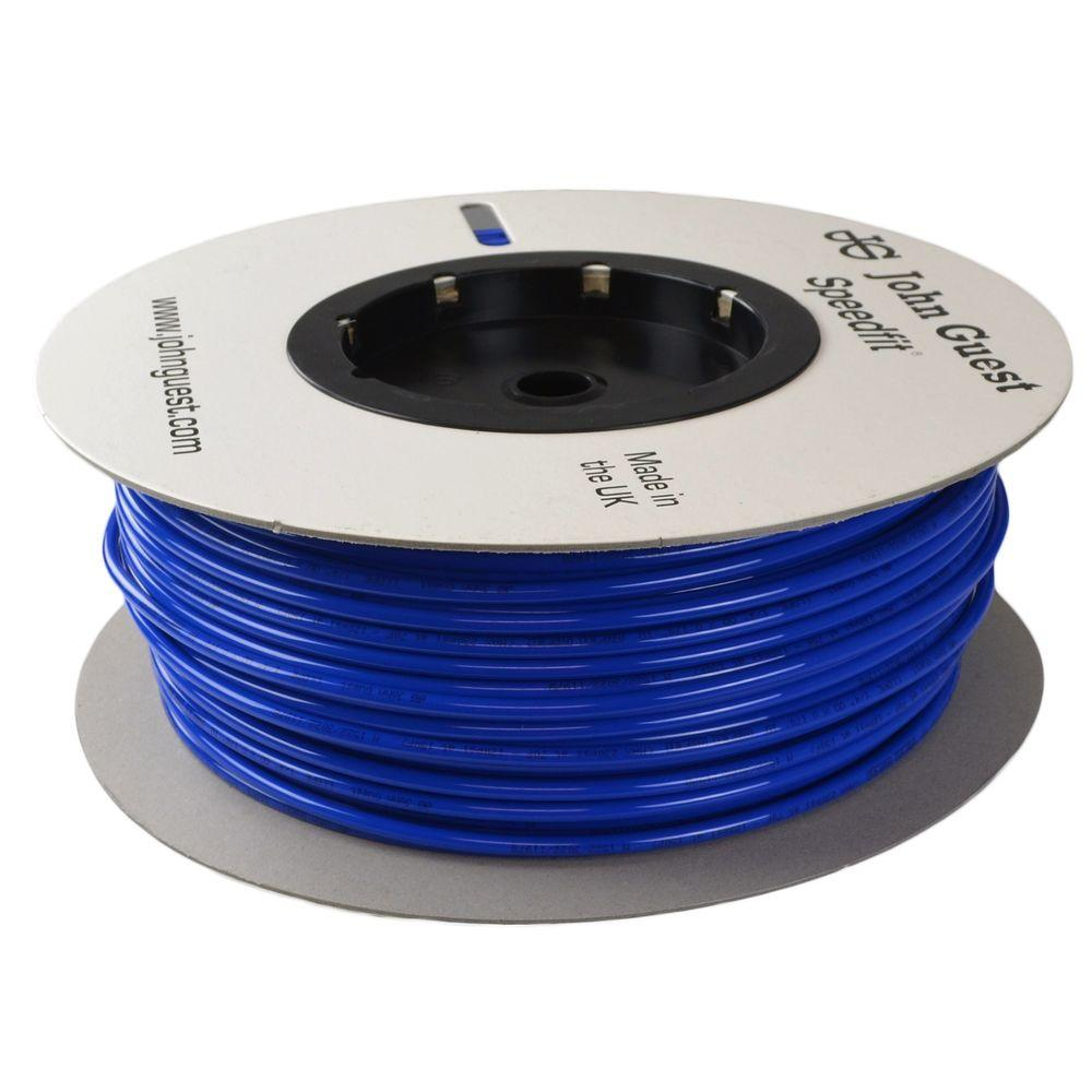 1/4 in. x 500 ft. Polyethylene Tubing Coil in Blue
