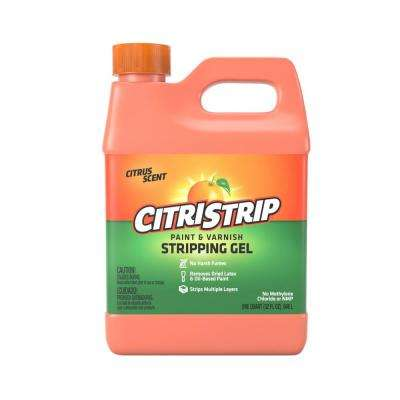 1 qt. Safer Paint and Varnish Stripping Gel Non-NMP