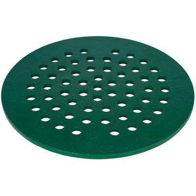 8 in. Cast Iron Drain Cover