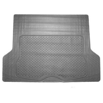 Gray Trim to Fit Heavy Duty Vinyl 56 in. x 43 in. Cargo Mat