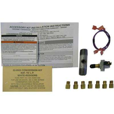 Gas Furnace LP Conversion Kit Accessory