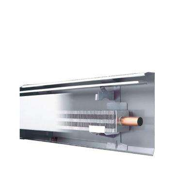Fine/Line 30 7 ft. Hydronic Baseboard Fully Assembled Enclosure and Element