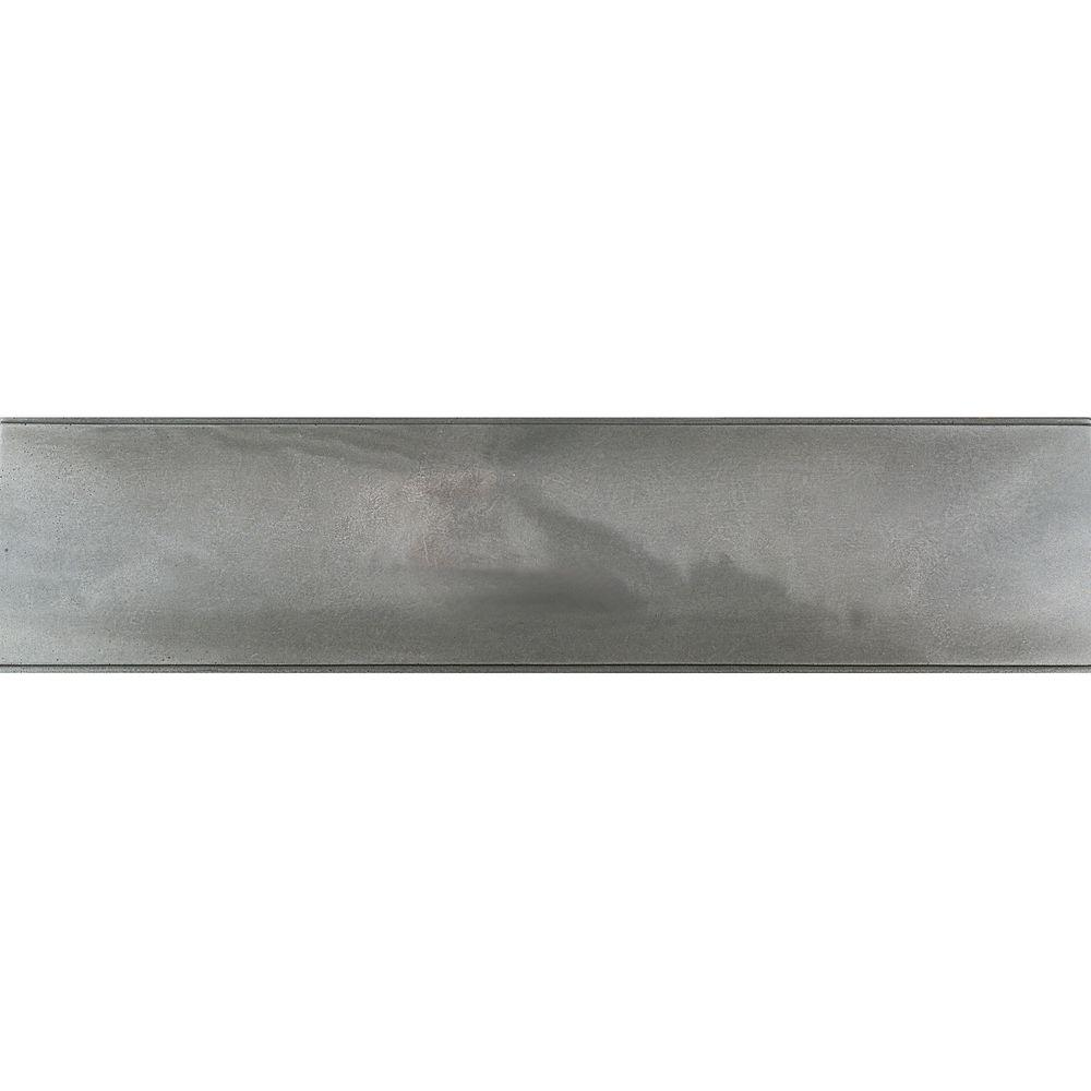 Urban Metals Stainless 3 in. x 12 in. Composite Liner Trim