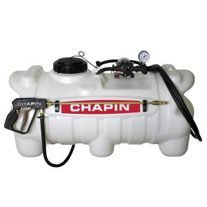 Chapin 25 Gal. 12-Volt EZ Mount Deluxe Dripless Sprayer for ATV