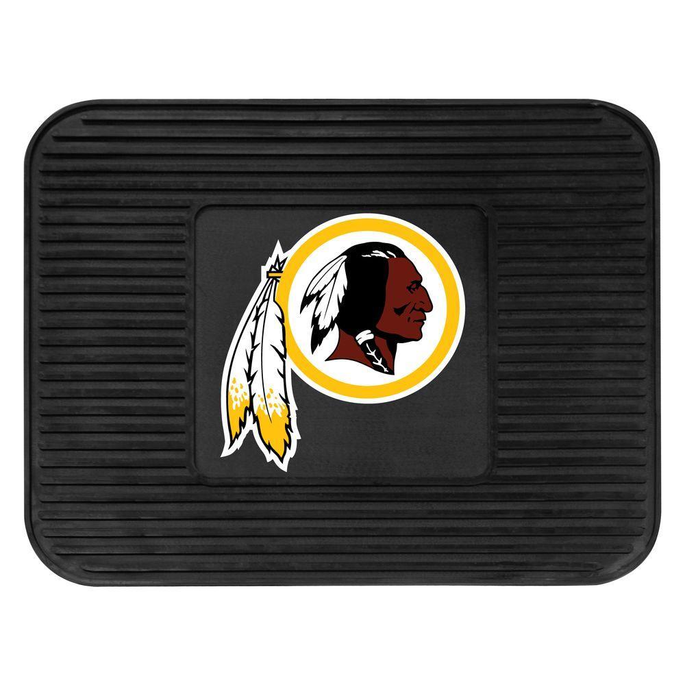 FANMATS Washington Redskins 14 in. x 17 in. Utility Mat