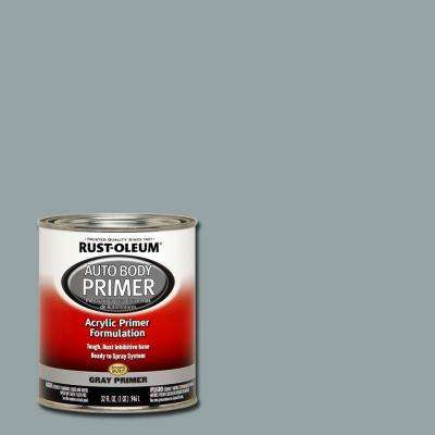 1 qt. Auto Body Gray Primer (Case of 2)